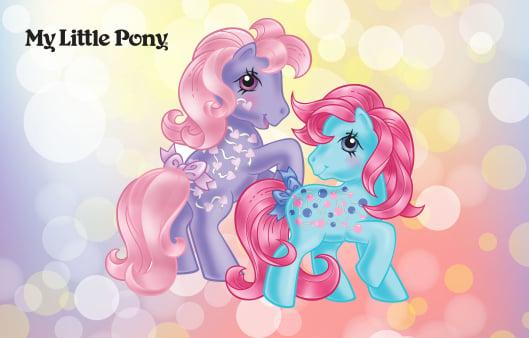 My Little Pony Design Cardcom Visa Prepaid Card Cardcom